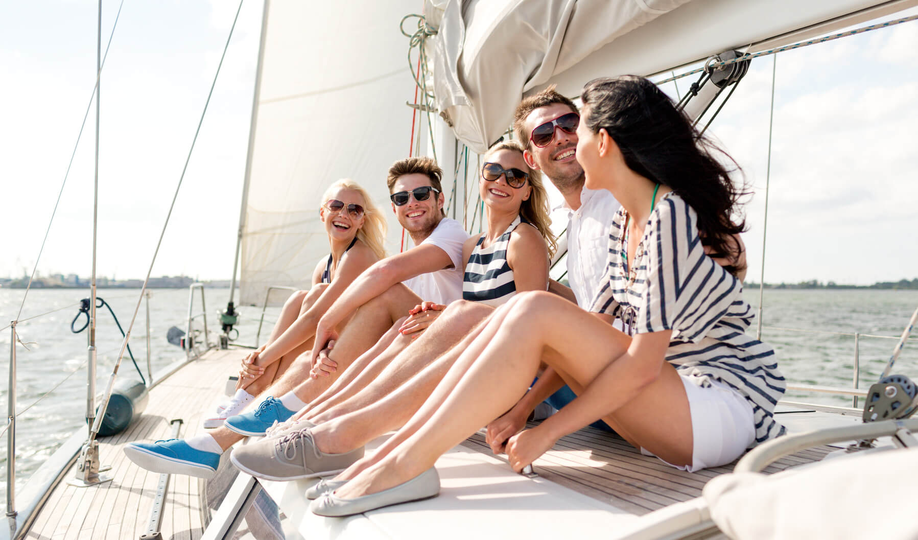 Rent a bareboat for your vacation