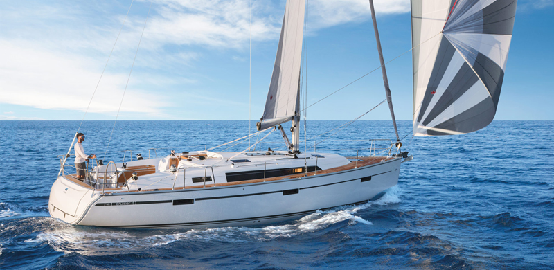 4th place of Top 10 most-sought after sailingyacht