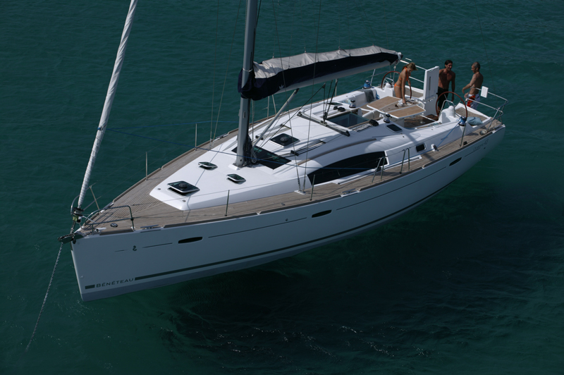 10th place for Oceanis 43 from Beneteau