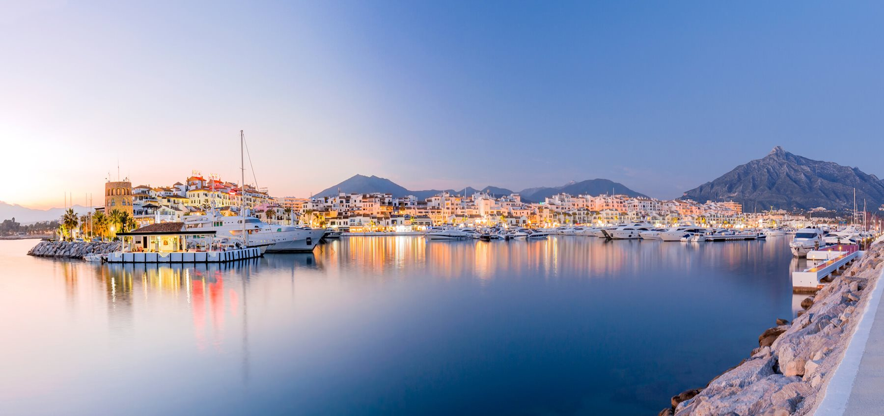 Andalucia Costa Del Sol Mediterranean