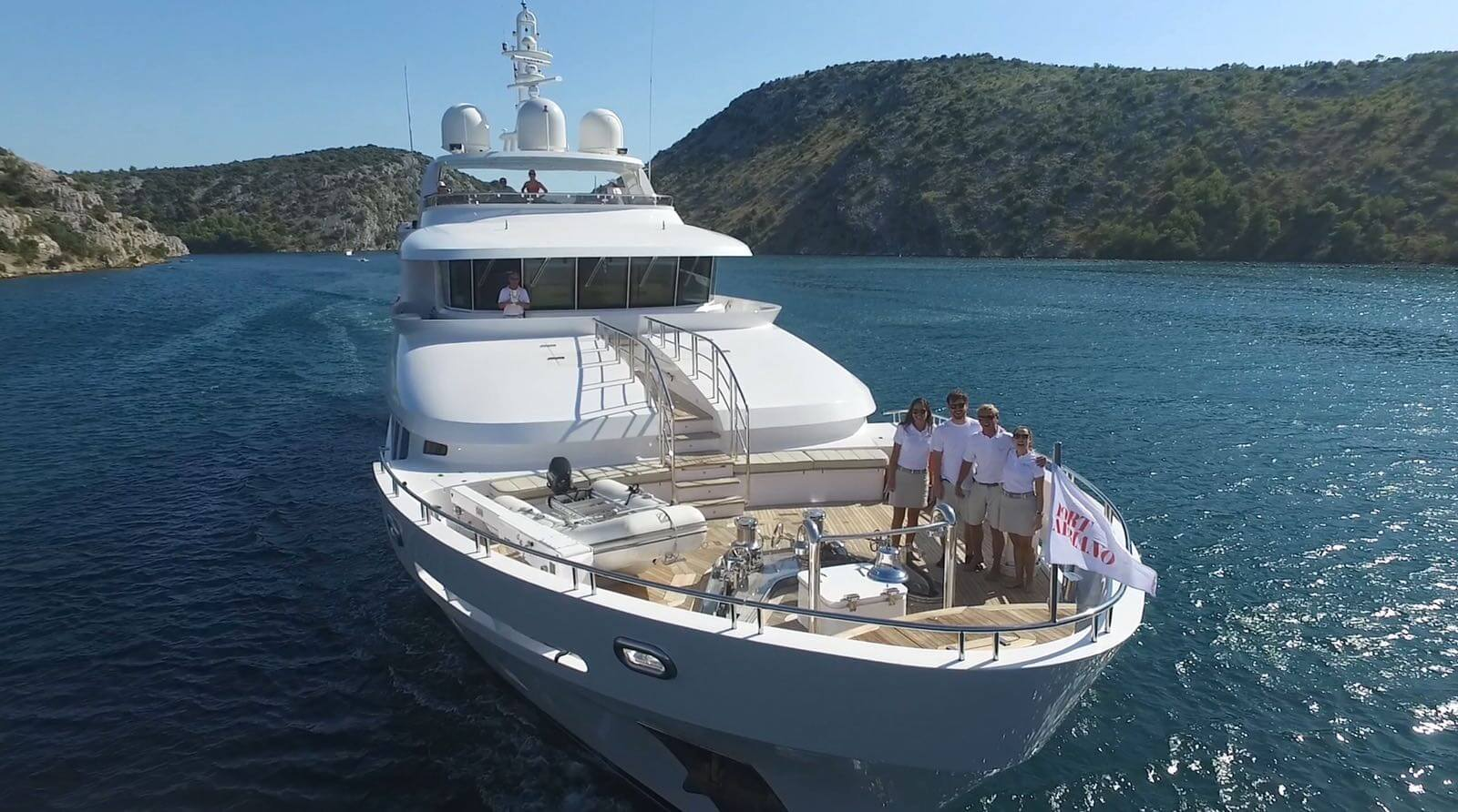 Top Advantages of Booking a Crewed Yacht