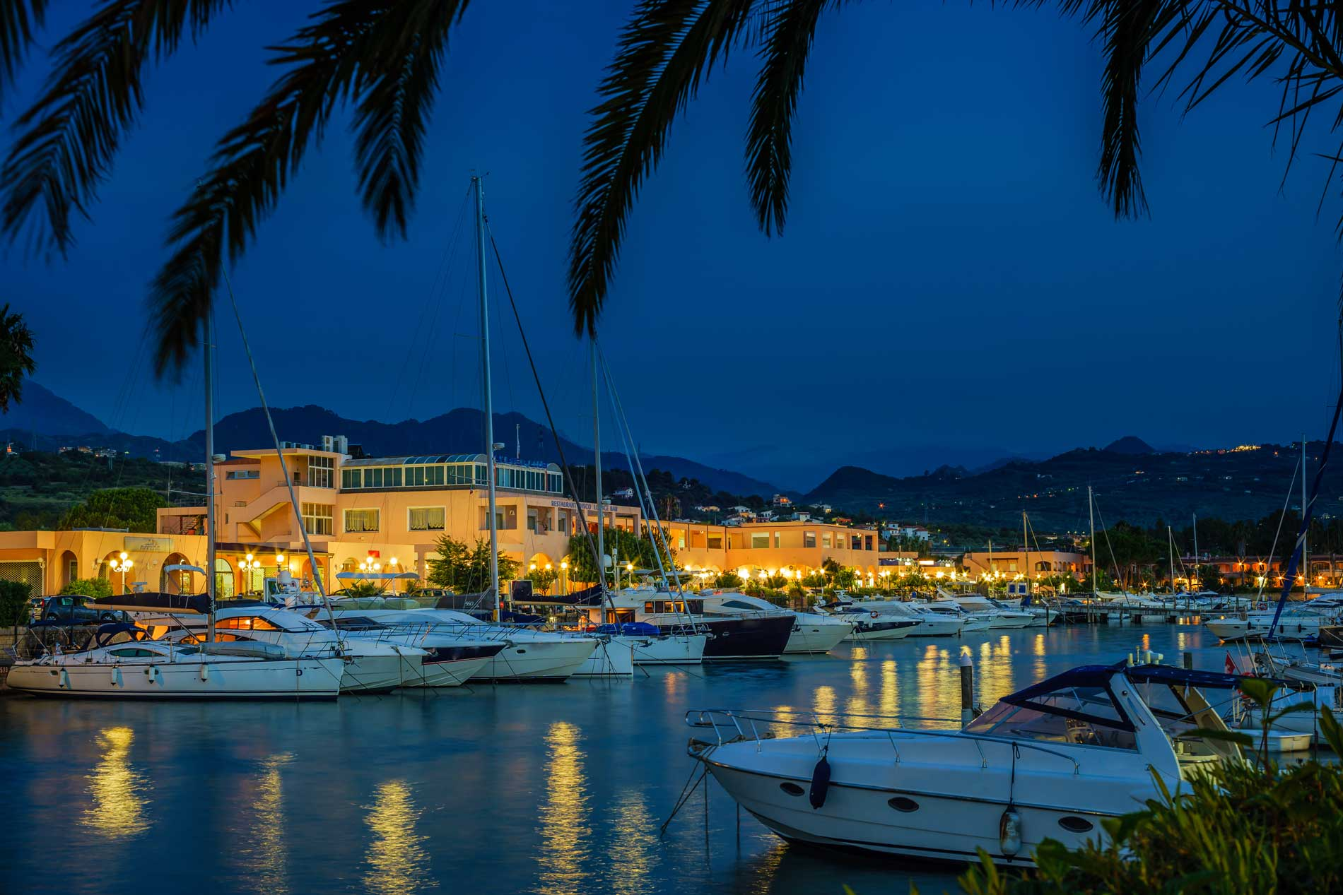 Yacht charter from Portorosa on Sicily
