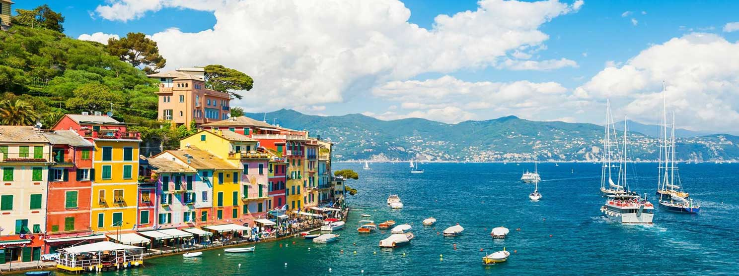 Yacht Charter in Italy