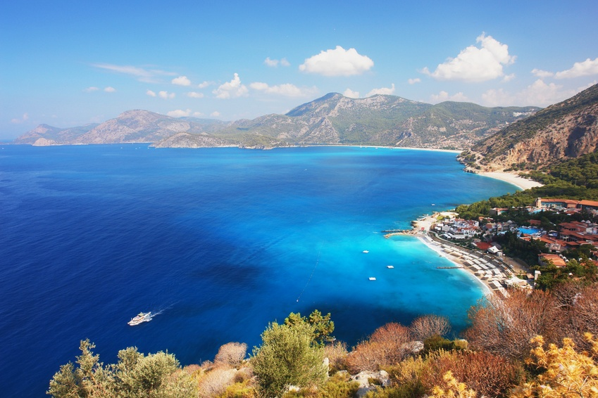 Discover the Turkish Aegean Coast one way